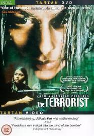 The Terrorist DVD NEW SEALED Region 0