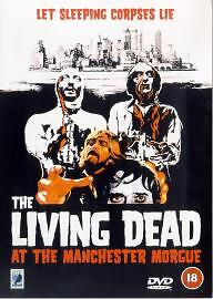 The Living Dead At The Manchester Morgue [1974], Anchor bay DVD