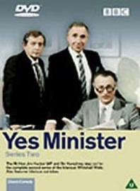 Yes Minister - Series Two [1981] [DVD] [1980], Very Good DVD, Derek Fowlds, Nige