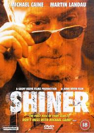 Shiner DVD 2001 Acceptable DVD Michael Caine Martin Landau Frances Barbe - Bilston, United Kingdom - Returns accepted Most purchases from business sellers are protected by the Consumer Contract Regulations 2013 which give you the right to cancel the purchase within 14 days after the day you receive the item. Find out more about  - Bilston, United Kingdom