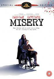Misery (DVD 2003)