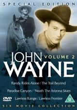 Special Edition Westerns Adventure DVDs & Blu-rays