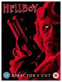 HELLBOY DVD 3 DISC DIRECTORS CUT EDITION INCLUDES COLLECTORS HELL BOY BOOKLET