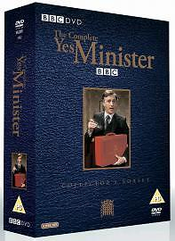 Yes-Minister-Series1-3-Complete-DVD-2004-New-Sealed