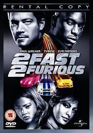 2 Fast 2 Furious (DVD, 2003)
