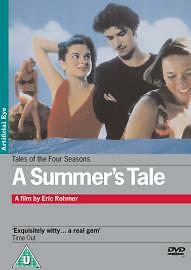 A Summer's Tale [1996] [DVD] New & Sealed
