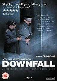 Downfall 2 Disc Edition DVD 2005 Very Good DVD Thomas Kretschmann Mathi - Brighton, United Kingdom - Returns accepted Most purchases from business sellers are protected by the Consumer Contract Regulations 2013 which give you the right to cancel the purchase within 14 days after the day you receive the item. Find out more about - Brighton, United Kingdom
