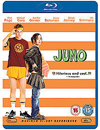 Juno (Blu-ray, 2008) new sealed