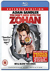 You Don't Mess With The Zohan (Blu-ray, 2009)
