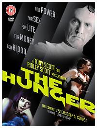 THE HUNGER - Series ONE SEASON 1 Complete 2012 DVD Box Set