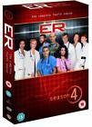 E.R. - Series 4 - Complete (DVD, 2005, 4-Disc Set, Box Set)
