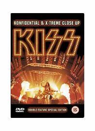 Kiss  Konfidential  XTreme CloseUp DVD 2004  NEW AND SEALED - london, London, United Kingdom - Kiss  Konfidential  XTreme CloseUp DVD 2004  NEW AND SEALED - london, London, United Kingdom