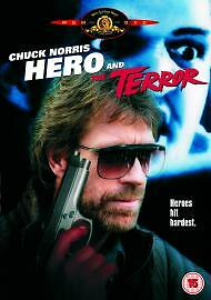 HERO AND THE TERROR DVD - <span itemprop=availableAtOrFrom>Ryde, United Kingdom</span> - HERO AND THE TERROR DVD - Ryde, United Kingdom