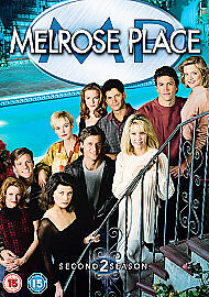 Melrose Place  Series 2 DVD 2007 IMPORT - Canvey Island, United Kingdom - Melrose Place  Series 2 DVD 2007 IMPORT - Canvey Island, United Kingdom
