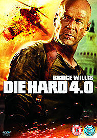 Die Hard 40 DVD 2007 - London, United Kingdom - Die Hard 40 DVD 2007 - London, United Kingdom