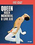 Rock Montreal amp Live Aid HD DVD 2009 Good Condition DVD - <span itemprop=availableAtOrFrom>Rossendale, United Kingdom</span> - Your satisfaction is very important to us. Please contact us via the methods available within eBay regarding any problems before leaving negative feedback. Any defects, damages, or mat - Rossendale, United Kingdom