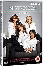Mistresses-Series-1-DVD-2008-2-Disc-Set-BBC-Series