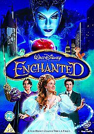 WALT DISNEYS Enchanted DVD 2008 - <span itemprop=availableAtOrFrom>new milton, Hampshire, United Kingdom</span> - WALT DISNEYS Enchanted DVD 2008 - new milton, Hampshire, United Kingdom