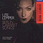 Berlin Cabaret Songs (1996)