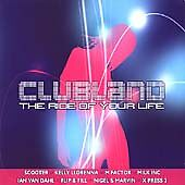 Various Artists - Clubland 2 (Ride of Your Life, 2002)