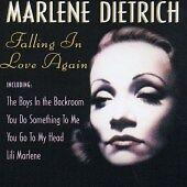 Marlene Dietrich - Falling In Love Again (2000) - CD - 23 TRACKS - NEW & SEALED