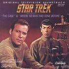 Alexander Courage - Star Trek, Vol. 1 (The Cage/Where No Man Has Gone Before/Original Soundtrack, 2007)