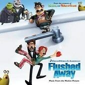 Various Artists Flushed Away Music From The Motion Picture CD Hugh Jackman Slugs