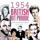 Various Artists - 1954 British Hit Parade The (2009)