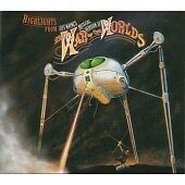 Highlights-from-Jeff-Waynes-Musical-Version-of-War-of-the-Worlds-2007-CD-NEW