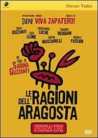 Le ragioni dell'aragosta (Sabina Guzzanti 2006) Collector's Ed. 2 DVD - Italia - NON RISPONDIAMO PER DANNI, SMARRIMENTI O FURTI CAUSATI DALLE POSTE O DAI CORRIERI LUNGO IL TRAGITTO DI SPEDIZIONE. POTETE USUFRUIRE DI ASSICURAZIONE CHE DOVRA' ESSERE CHIESTA E PAGATA OLTRE AL PREZZO GIA' CONCORDATO. NEL CASO L'OGGETTO NON SIA CO - Italia