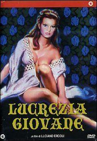 LUCREZIA GIOVANE - DVD NUOVO E SIGILLATO, PRIMA STAMPA RARA. ( 1974 )