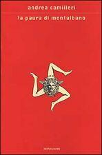 Letteratura e narrativa gialla e thriller copertina rigidi andrea camilleri prima edizione