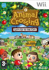 Jeux vidéo anglais Animal Crossing nintendo