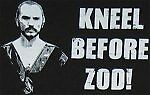 General Zod's G Zone