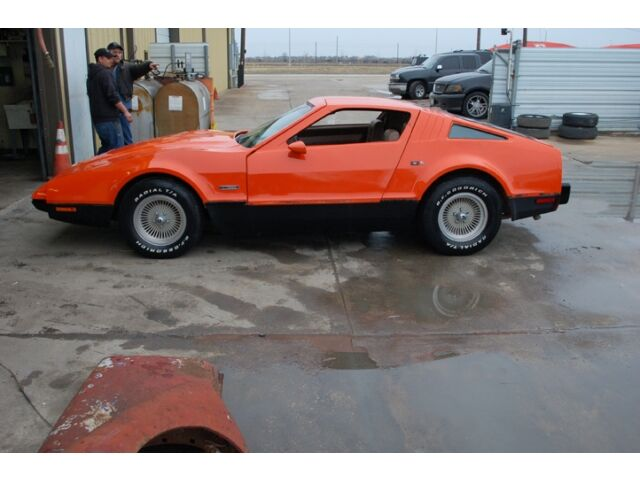 1975 Bricklin V8 Automatic Low miles Collectors