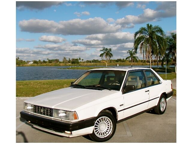 89 VOLVO 780 BERTONE COLLECTORS QUALITY A REAL GEM
