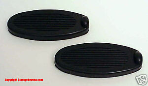 1928-31-Ford-Model-A-Brake-Clutch-Pedal-Pads-Pair