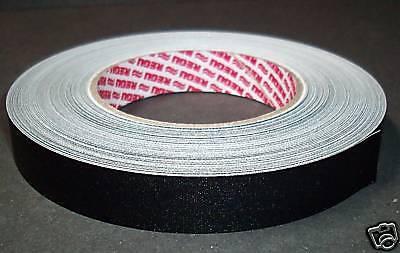 Selbstklebendes Fälzelband Papierband Regutaf  50 m x 19 mm schwarz