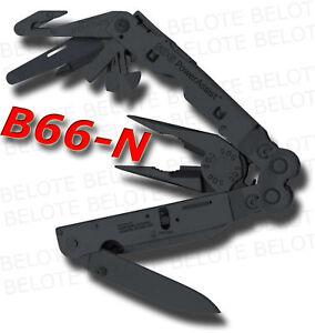 S-O-G-SOG-Black-PowerAssist-Tool-Nylon-Pouch-B66-N