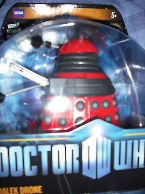 Dalek Red Drone 5 Inch Figure