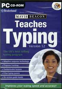 Mavis Beacon Teaches Typing V12 12  Learn Touch Typing