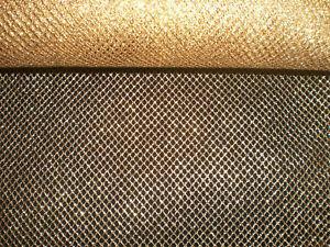 tissu maille r sille dor dor e or en 150 cm de large prix au metre. Black Bedroom Furniture Sets. Home Design Ideas