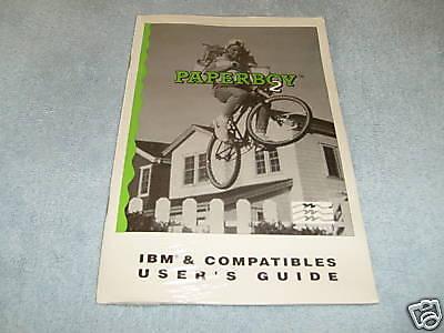 Vintage - paperboy 2 - 3.5 Disk - Pc -