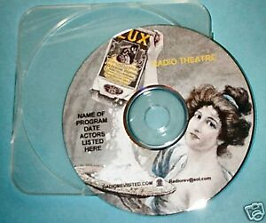 MAYERLING-audio-CD-Janet-Gaynor-Wm-Powell-OTR-Show