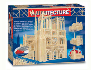 Matchitecture-Notre-Dame-Cathedral-Matchstick-Kit-6636