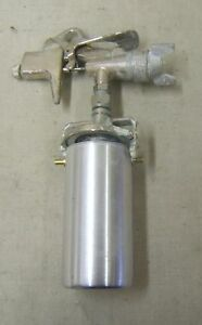 Central spray gun conventional siphon feed lets paint ebay