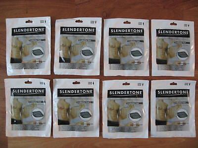 8 Sets Of Gel Pads (24 Pcs) Slendertone Works For The Flex Belt System Flex Go