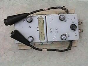 WIRELESS-SET-No-19-CONTROL-UNIT-No-1-RADIO-SET-19-NIB