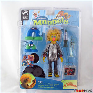Jim-Hensons-Muppets-Lips-silver-shirt-series-9-action-figure-Palisades-Toys