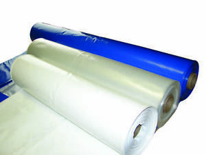 Boat Construction 14/'x128'-7mDIY  Blue Marine Shrink Wrap Marine